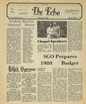The Echo: February 29, 1980 by Taylor University