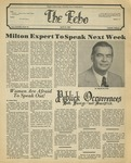 The Echo: April 18, 1980 by Taylor University