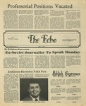 The Echo: May 2, 1980 by Taylor University