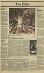 The Echo: February 27, 1981 by Taylor University