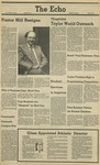 The Echo: April 24, 1981 by Taylor University