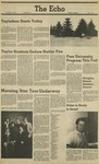 The Echo: May 1, 1981 by Taylor University