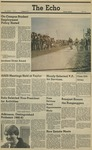 The Echo: May 8, 1981 by Taylor University