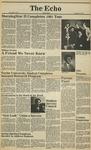 The Echo: September 25, 1981 by Taylor University