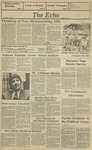 The Echo: October 8, 1982 by Taylor University