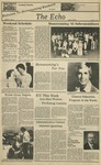 The Echo: October 15, 1982 by Taylor University