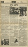 The Echo: October 29, 1982 by Taylor University
