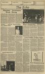 The Echo: November 12, 1982 by Taylor University