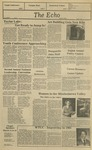 The Echo: March 11, 1983 by Taylor University