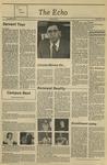 The Echo: September 16, 1983 by Taylor University
