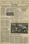 The Echo: October 21, 1983 by Taylor University