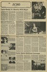 The Echo: February 24, 1984 by Taylor University