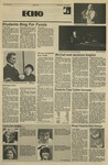 The Echo: March 9, 1984 by Taylor University