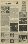 The Echo: March 30, 1984 by Taylor University
