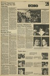 The Echo: May 4, 1984 by Taylor University