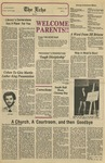 The Echo: October 12, 1984 by Taylor University