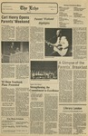 The Echo: October 19, 1984 by Taylor University