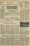 The Echo: October 26, 1984 by Taylor University