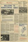 The Echo: November 2, 1984 by Taylor University