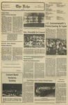 The Echo: November 9, 1984 by Taylor University