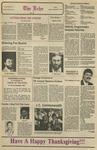 The Echo: November 16, 1984 by Taylor University