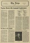 The Echo: March 12, 1985 by Taylor University