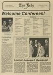 The Echo: April 19, 1985 by Taylor University