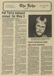 The Echo: April 26, 1985 by Taylor University