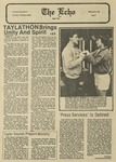 The Echo: May 3, 1985 by Taylor University