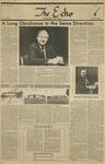 The Echo: September 22, 1985 by Taylor University