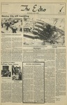 The Echo: October 6, 1985 by Taylor University