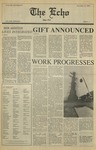 The Echo: December 15, 1985 by Taylor University