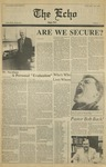 The Echo: January 26, 1986 by Taylor University