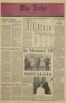 The Echo: March 9, 1986 by Taylor University