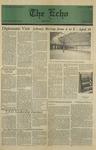 The Echo: April 20, 1986 by Taylor University