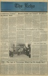 The Echo: May 4, 1986 by Taylor University