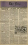 The Echo: May 18, 1986 by Taylor University