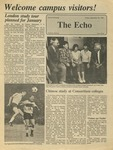 The Echo: September 26, 1986 by Taylor University