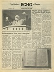 The Echo: February 13, 1987 by Taylor University