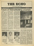 The Echo: September 25, 1987 by Taylor University