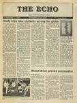 The Echo: December 11, 1987 by Taylor University