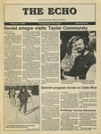 The Echo: February 5, 1988 by Taylor University