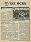 The Echo: March 4, 1988 by Taylor University