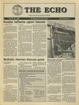 The Echo: March 18, 1988 by Taylor University