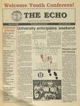 The Echo: April 15, 1988 by Taylor University