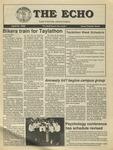 The Echo: April 29, 1988 by Taylor University