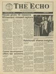 The Echo: September 16, 1988 by Taylor University
