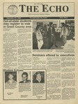 The Echo: September 23, 1988 by Taylor University