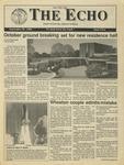 The Echo: September 30, 1988 by Taylor University