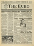 The Echo: October 7, 1988